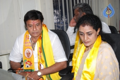Nandamuri Suhasini To File Nomination - 9 of 11