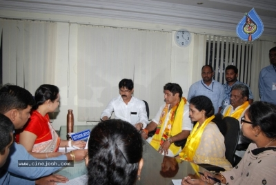 Nandamuri Suhasini To File Nomination - 10 of 11