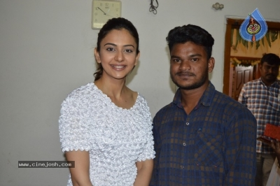 Rakul Preet Birthday Celebrations 2018 - 18 of 42