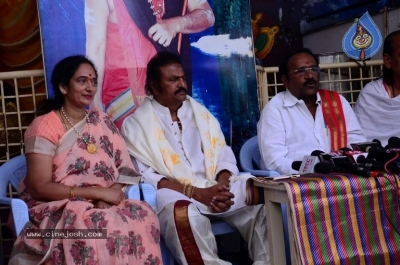 Sri Sri Swami Swarupananda Swara Saraswathi BDay Celebrations - 8 of 12
