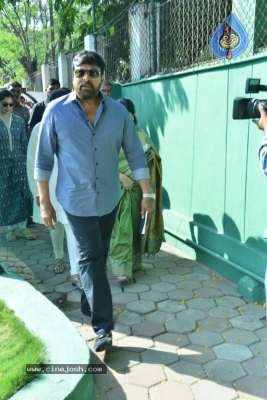 Tollywood Celebrities Cast Their Vote - 4 of 61