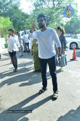 Tollywood Celebrities Cast Their Vote - 5 of 61