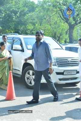 Tollywood Celebrities Cast Their Vote - 6 of 61