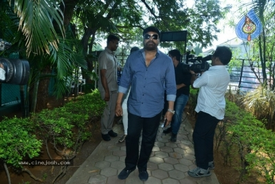 Tollywood Celebrities Cast Their Vote - 7 of 61