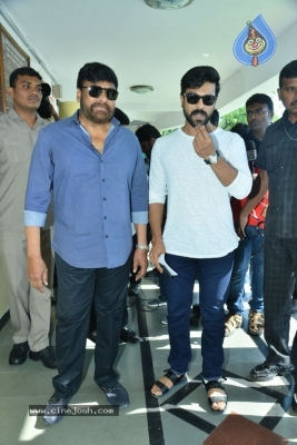 Tollywood Celebrities Cast Their Vote - 8 of 61