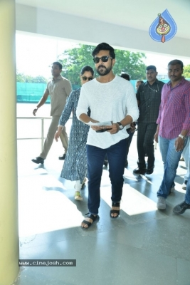 Tollywood Celebrities Cast Their Vote - 9 of 61
