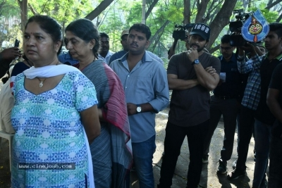 Tollywood Celebrities Cast Their Vote - 12 of 61