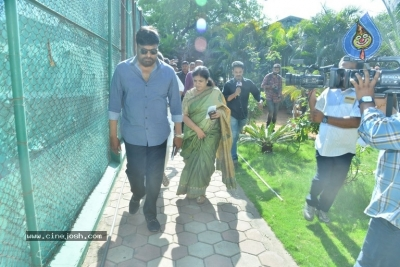 Tollywood Celebrities Cast Their Vote - 15 of 61