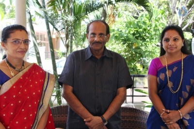 TRS MP Kavitha Wishes To Sri Valli Movie Team - 2 of 3