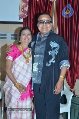 Vasu Vikram Daughter Sandhiya Wedding Reception Stills - 18 of 32