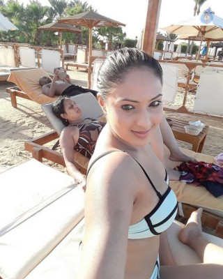 Nikesha Patel Spicy Photos
