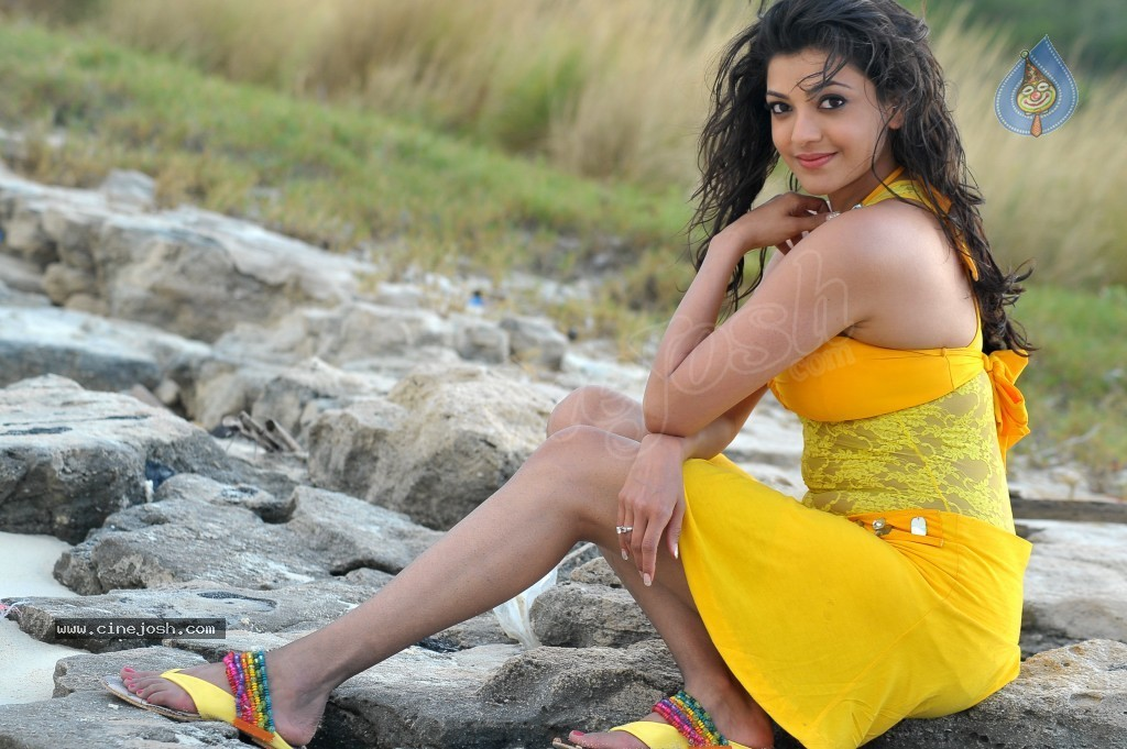 Kajal Agarwal New Hot Stills  - 15 / 90 photos