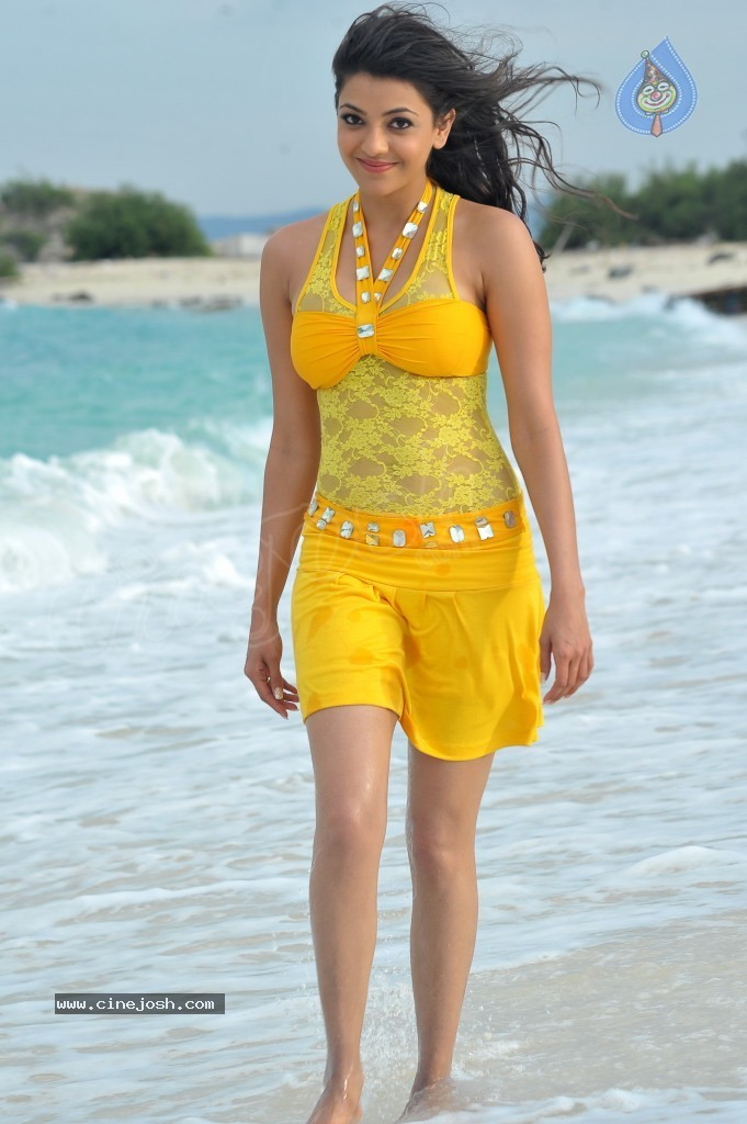 Kajal Agarwal New Hot Stills  - 23 / 90 photos
