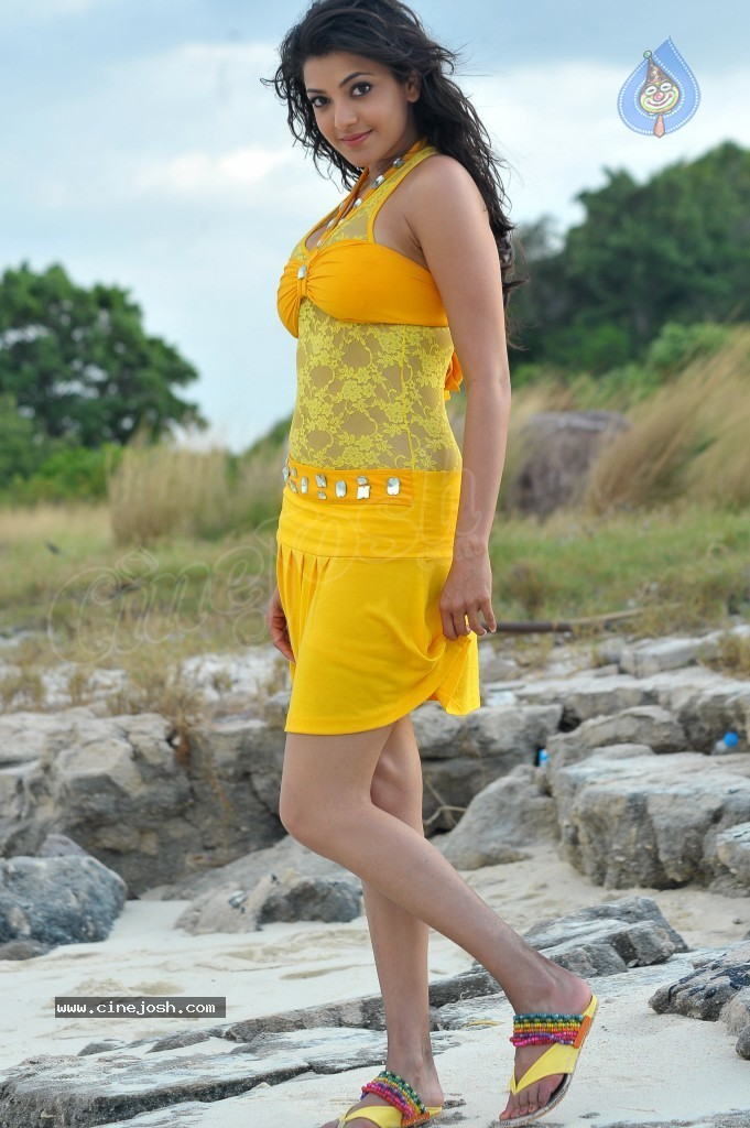 Kajal Agarwal New Hot Stills  - 25 / 90 photos