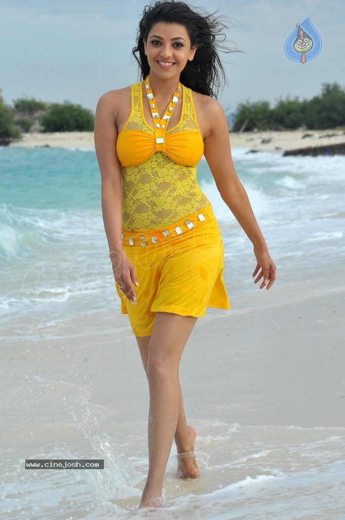 Kajal Agarwal New Hot Stills  - 27 / 90 photos
