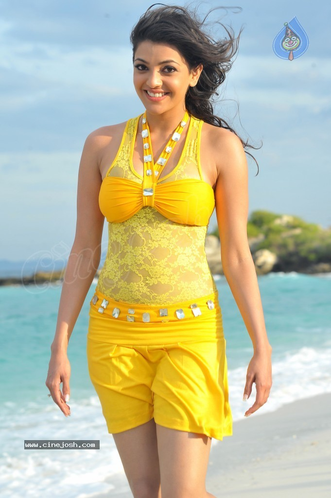 Kajal Agarwal New Hot Stills  - 46 / 90 photos