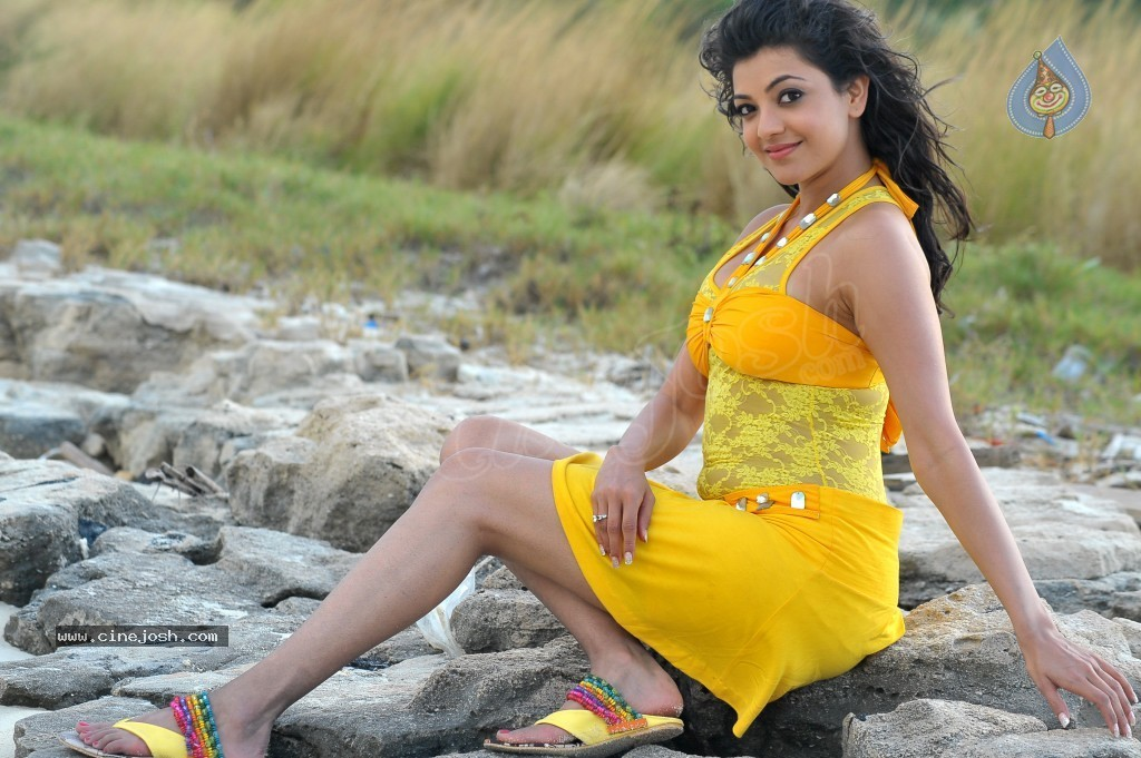 Kajal Agarwal New Hot Stills  - 80 / 90 photos