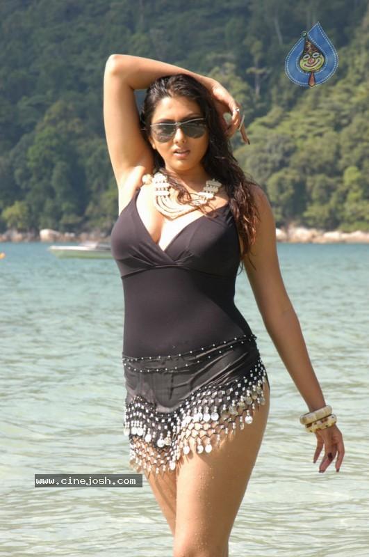 Tags: Namitha, Spicy, Bikini, Actress, Seminude
