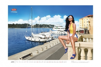 Kingfisher 2018 Calendar Photos - 11 of 12