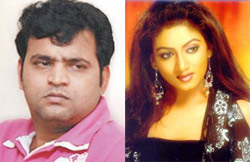 Yahoo Prabhakar dying for beautiful co-actress.