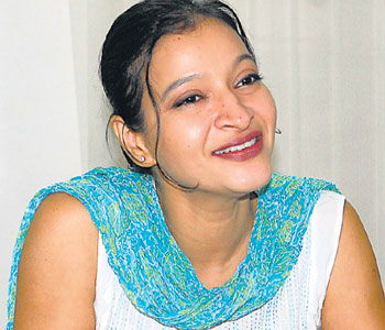 Mahesh's sister becomes Cherry's sister