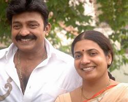 Jeevitha Rajasekhar salute Chiru Fans