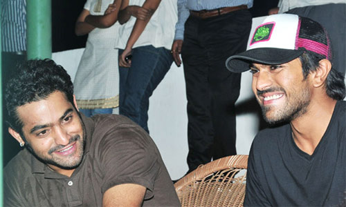Ramcharan and Junior NTR to join together!