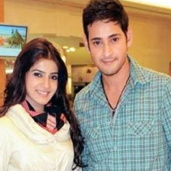 Samanta upset with Mahesh 'Dookudu'!