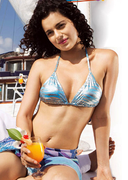 Kangana Ranaut Refuses To Wear Bikini