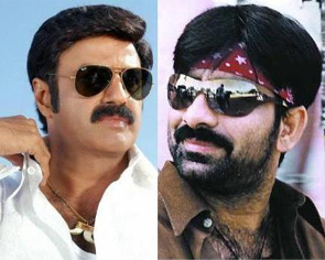 Is Raviteja replacing Balakrishna?