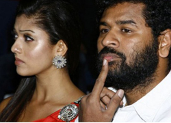 Prabhudeva forcing Nayanathara for that