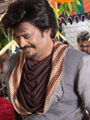 Rajinikanth worried about daughters