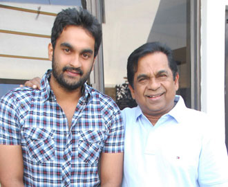 Brahmi dares one more with Gautam