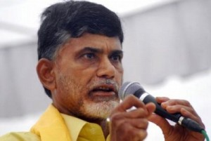 TDP only party running on 'DONATIONS': Chandrababu
