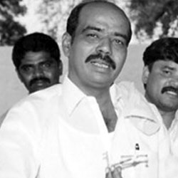 Paritala henchman Chaman surrendered