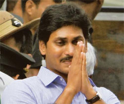 CBI searches begin @ Jagan places