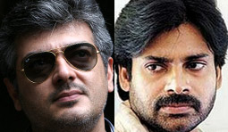 Pawan Kalyan keen watch on Ajith