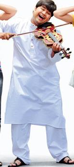 'Laddu Kavala Nayana' @ 'Nuvvilaa'