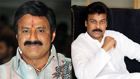 Balayya to cross that Record of Chiru?
