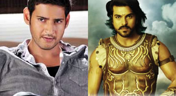 Mega n Mahesh fans fight in K and N