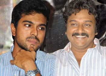 Charan-Vinayak's Movie for Dasara