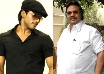 Dasari to distribute Allu Arjun film