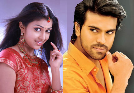 Amala to sing Chiluka.. with Charan?