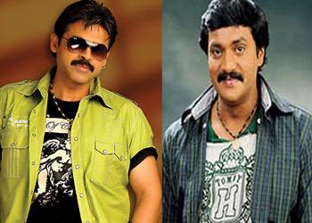 Sunil Replaces Venkatesh