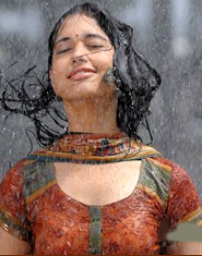 Tammu for First Hot-Wet Experience