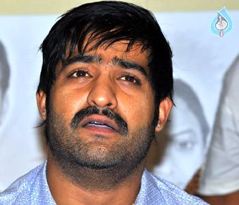 Ntr's Superb Hairstyle