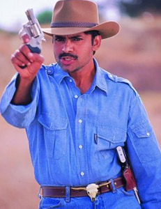 Puri Brings back 'Cowboy' Pawan