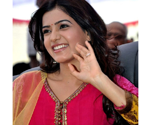 Samantha Really out from 'Yevadu'
