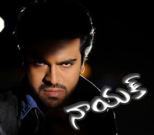 Caption of Cherry's 'Nayak' Title