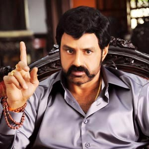 Balayya Not a Small Hero